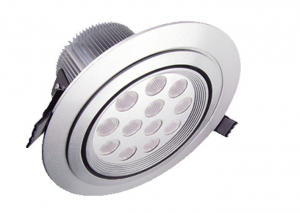 Aluminum body dimmable  LED lighting fixture